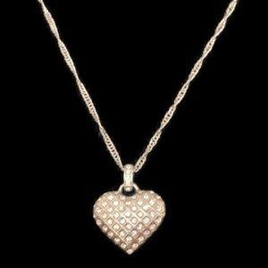 Brighton necklace diamond lace